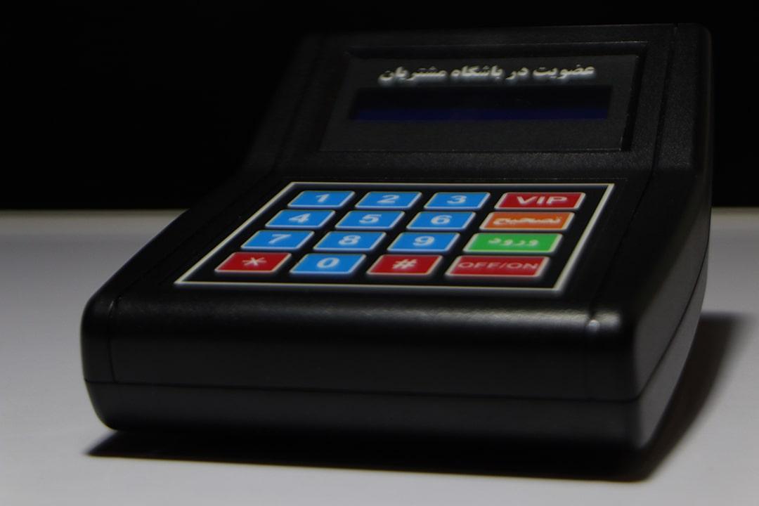 دستگاه ارسال پیامک و ذخیره شماره مشتری