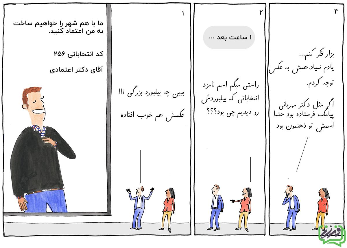 روشهای تبلیغاتی برای انتخابات