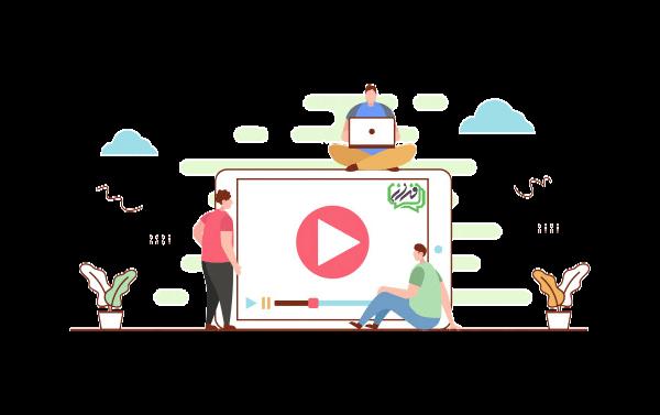 ویدیوهای اموزشی کار با سامانه پیامک
