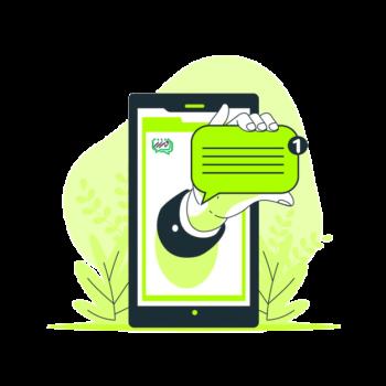 انواع روش های ارسال پیامک