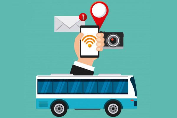 وب سرویس قطار، اتوبوس و خودروهای اجاره ای
