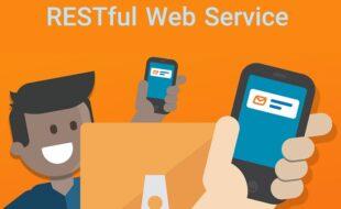 وب سرویس RESTful برای ارسال اس ام اس
