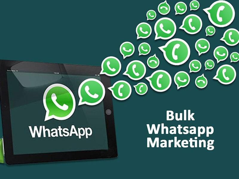 ارسال پیام انبوه در واتس اپ و تلگرام