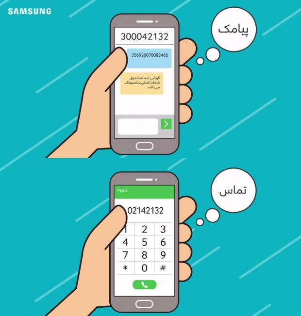 محصول اصلی با ارسال پیامک سریال محصول